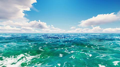 Real Ocean Animation