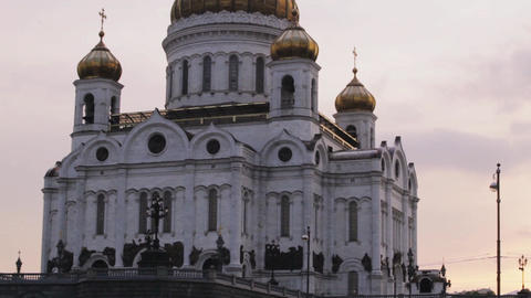 Cathedral of Christ the Savior in Moscow 画像