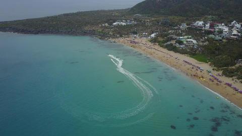 DJI MAVIC 4K Pingtung Kenting White Sand Bay 20170227 5 Footage
