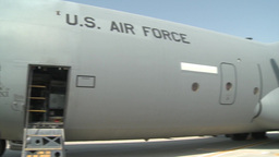 C-130J Hercules at the 2013 Dubai Air Show Footage