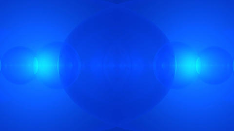 Abstract blue CG動画