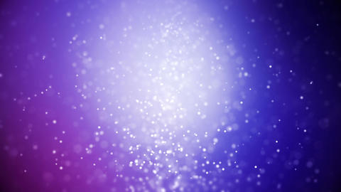 Purple Looping Particle Backgrounds