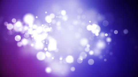 Purple Looping Particle Backgrounds 1