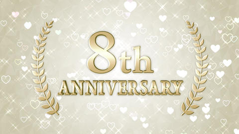 8th anniversary 10 CG動画