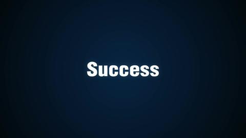 Leadership, Innovation, Creative, Adventure, Improvement,... Stock Video Footage