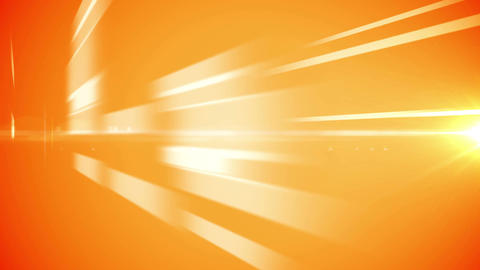 Orange lines background Animation