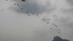 Cobra Gold 2014 Strategic Air Drop Footage