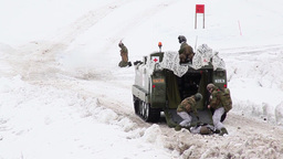 Exercise Cold Response 2014 Footage