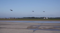 185th Aviation Regiment Assists with Disaster Relief Footage