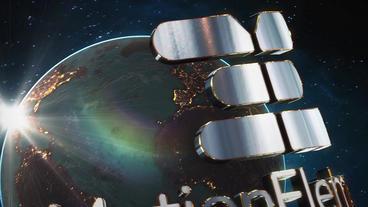 Universe Logo - Element 3D V2 After Effects Template