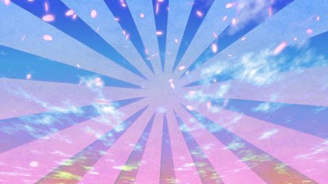 empty cherry radiation Animation