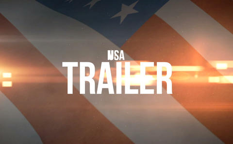 USA Cinematic Trailer After Effects Template