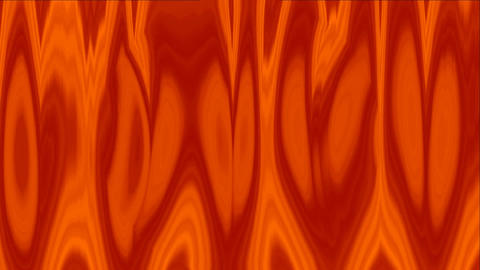 Video background in style blazing red and orange flames in the fireplace. FullHD CG動画素材