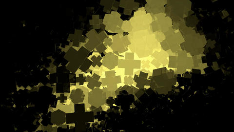 Disco music dance light background Animation