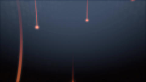 Light rain effect for background Animation