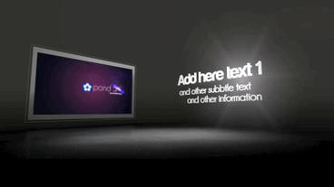 Prestige Corporate Display After Effects Project