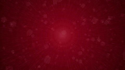 Red abstract motion background - 002 Live Action