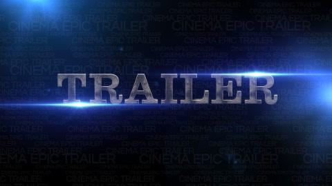 Metal Cinematic Trailer After Effects Template