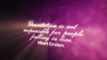 Light Elegant Quotes After Effects Template