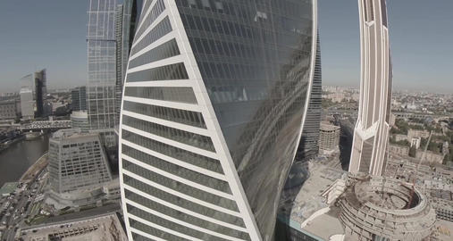 Moscow International Business Center referred to as Moscow City 画像