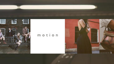 Portfolio Presentation Apple-Motion-Projekt