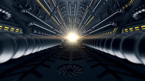 Space Modul VJ Loop CG動画素材