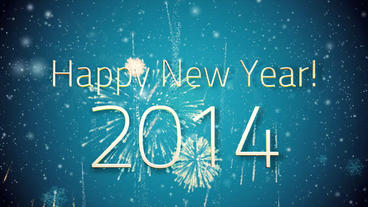 Happy New Year After Effects Template