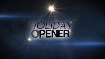 Holidays Elegant Titles After Effects Template