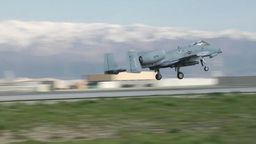 A-10 303rd Fighter Squadron Deploys to Afghanistan Footage