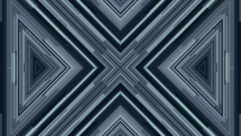 Geometric Shapes Loop CG動画素材
