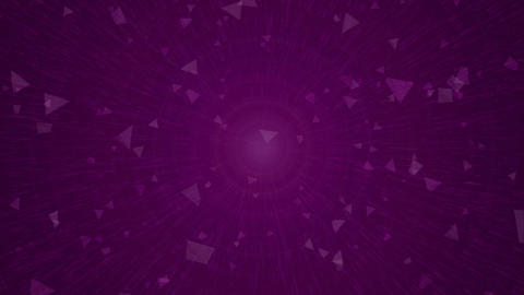 Purple abstract motion background - 003 Live Action