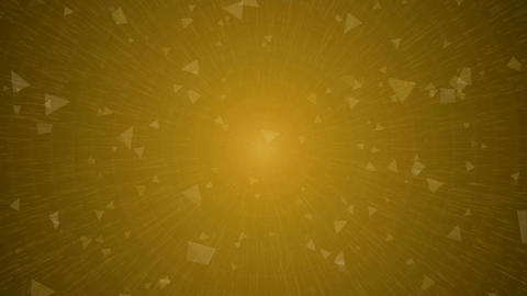 Gold abstract motion background - 003 Live Action