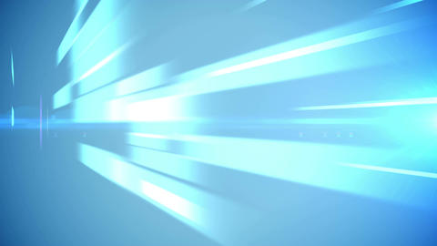 Abstract light blue business technology Animation