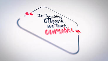 15 Creative Quotes Animation After Effects Projekt