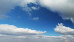 Sky time lapse Filmmaterial