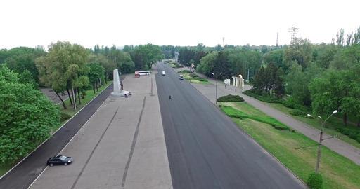 Monument to the dead participants of the antiterrorist operation. Ukraine 3 Image