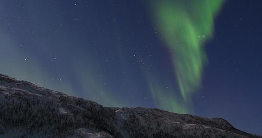 Aurora Timelapse D500 Ic Footage