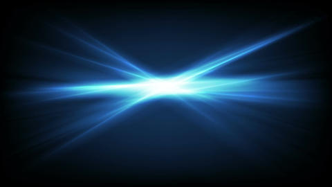 Animated background of glowing blue laser beams Animation