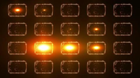Lights Box Flashing 06 Animation