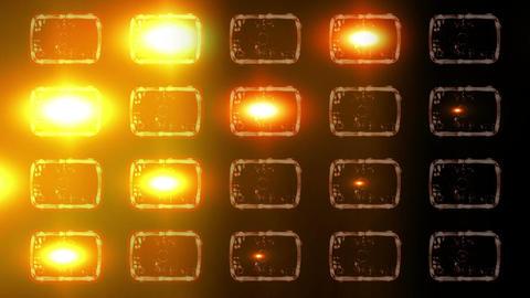 Lights Box Flashing 08 Animation