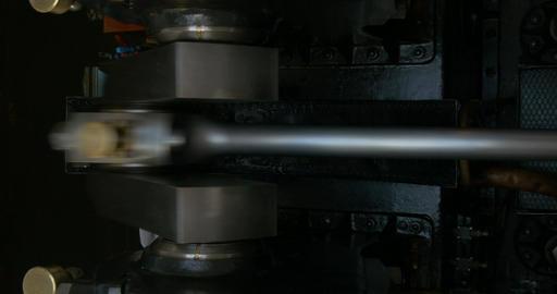 Crankshaft Piston Rod Footage
