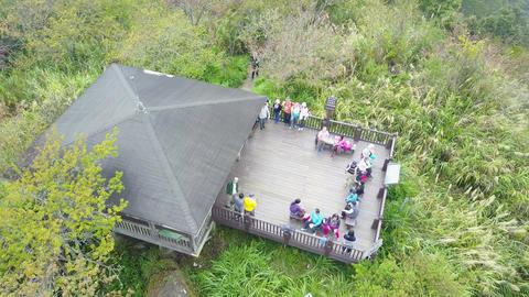 DJI MAVIC 4K Taiwan Tainan Aerial Drone Video Dadongshan Forest Trail 20170318 I Footage