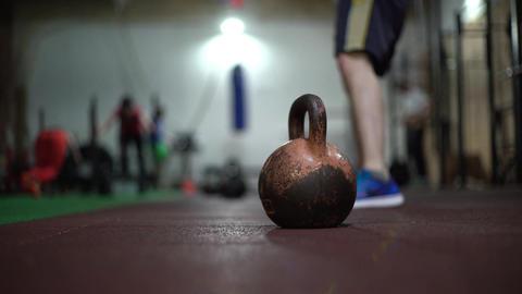 Kettlebells On Crossfit Training ビデオ