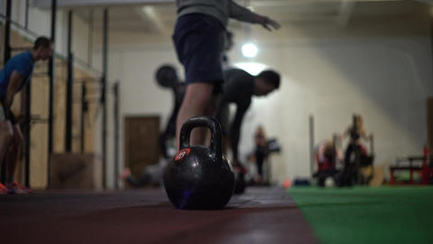 Functional Sled Training Footage