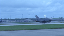 Aircraft at Kelly Airfield Kelly Airfield, Joint Base San... Stock Video Footage
