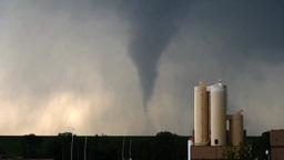 Oklahoma Tornadoes Stock Video Footage