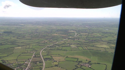 D-Day 70th Anniversary Airdrop, view Stock Video Footage