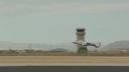 A-10 Thunderbolt fighter bomber jets Stock Video Footage