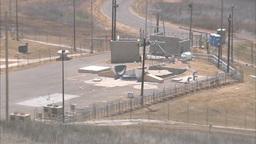 FTG-06b Missile Defense Test Stock Video Footage