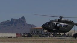UH-72 Lakota Helicopter Training Footage